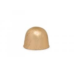 Papel Chumbo 43,5x58,5 cm c/ 5 - Ouro Fosco - Cromus