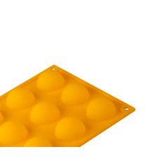Forma de Silicone para Chocolate Esfera - Mary Tools