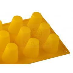 Forma de Silicone Cupcake Cone Médio Mary Tools