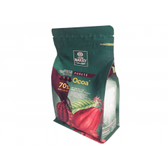 Chocolate Ocoa 70% Amargo 1 kg - Cacao Barry