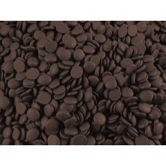 Cobertura Sicao Gotas Chocolate Meio Amargo 10Kg