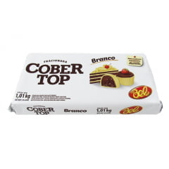 Cobertura Bel Chocolate Branco 1kg