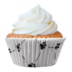 Forminha para Mini Cupcake Impermeável Greasypel Pet c/45 Mago