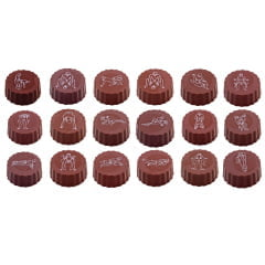 Transfer para Chocolate Kamasutra Branco Mercantil Helvétia
