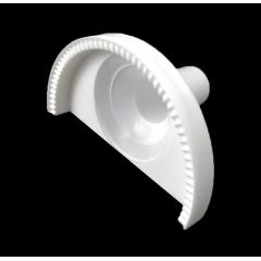 Cortador de Pastel c/ 2 Tamanhos Decor Útil
