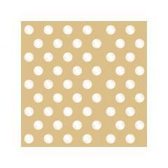 Papel Metalizado para Ovo de Páscoa 69x89 cm c/5 - Pretty - Cromus