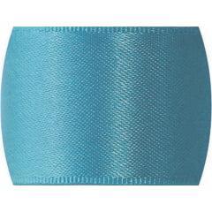 Fita de Cetim Lisa n°0 Azul Turquesa – CF213 – Progresso