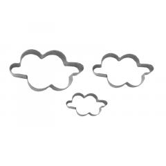 Kit Cortadores Nuvem c/3 peças – Cooktime