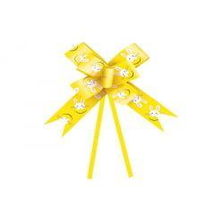 Laço Pronto c/10 Amarelo – Coelho Fantasia – Cromus