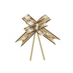 Laço Pronto c/10 – Alegria – Ouro - Cromus