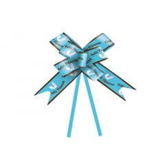 Laço Pronto c/10 – Alegria – Azul -  Cromus