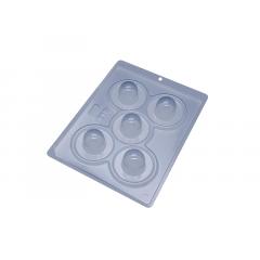 Forma Prática com Silicone Mini Trufa 30g 813 - Bwb