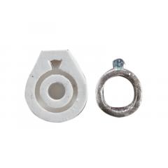 Molde de Silicone Anel Solitário S2004 – Gummies
