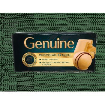 Chocolate Genuine Cargill Branco 1kg