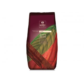 Cacau em Pó Extra Brute 100% Cacao Barry 1kg