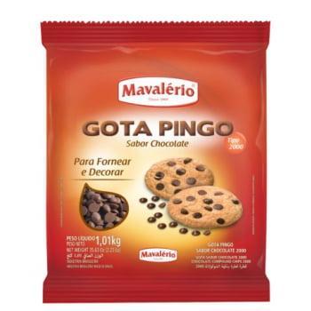 Chocolate Gota Pingo Leite Mavalério 1 kg