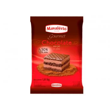 Chocolate Pó Mavalério 50% 1,01kg