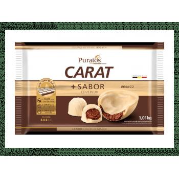 Cobertura Puratos Chocolate Branco 1,01Kg