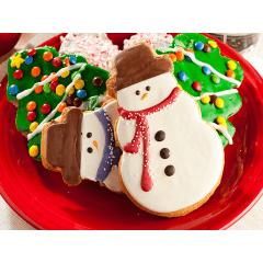 Cortador para Biscoitos Decorados Figuras Variadas - Mary Tools