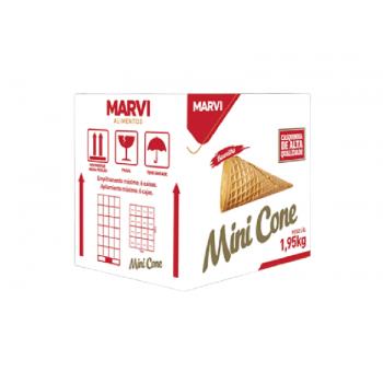 Casquinha para Sorvete Mini 1,950kg – Marvi
