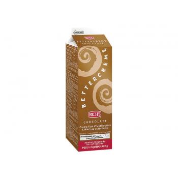 Chantilly Bettercreme Sabor Chocolate 907G - Richs
