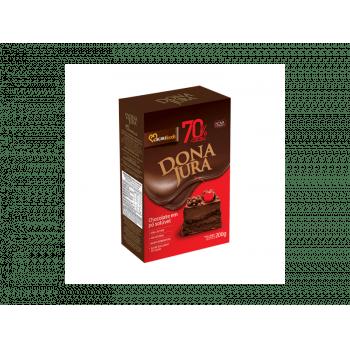 Chocolate em Pó 70% Cacau 200g - Cacau Foods