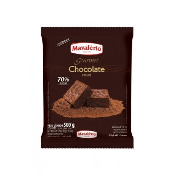 Chocolate em pó 70% Cacau 500g - Mavalério