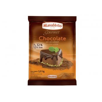 Chocolate em Pó Solúvel 32% Cacau 1,01 kg Mavalério