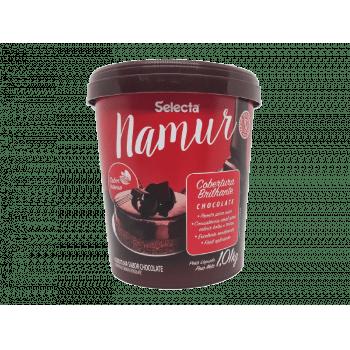 Cobertura Brilhante Selecta Chocolate 1,01kg - Mix