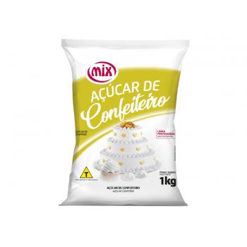 Açúcar Confeiteiro Especial 1kg - Mix