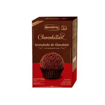 Granulado Chocolate 250g - Mavalério