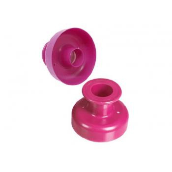 Cortador Plástico Donuts - Confeitudo