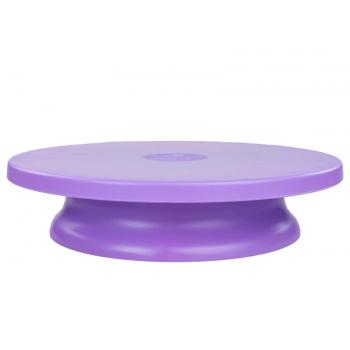 Prato Giratório Lilás Lavanda – Candy Color – Bluestar