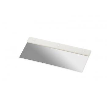 Raspador Inox 30x12 cm - Solrac