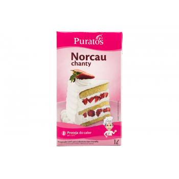 Chantilly 1 Litro Norcau - Puratos