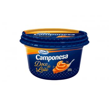 Doce de Leite Pastoso 300g  – Camponesa