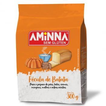 Fécula de Batata 300g - Aminna