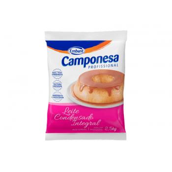 Leite Condensado Profissional 2,5 kg – Camponesa