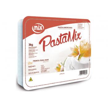 Pasta Americana Pronta 3Kg Mix