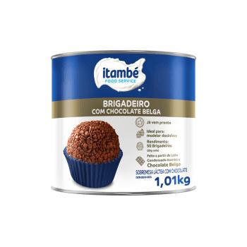 Recheio de Brigadeiro com Chocolate Belga 1,01 kg – Itambé