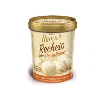 Recheio de Chocolate Branco 1 Kg - Coco Bianco
