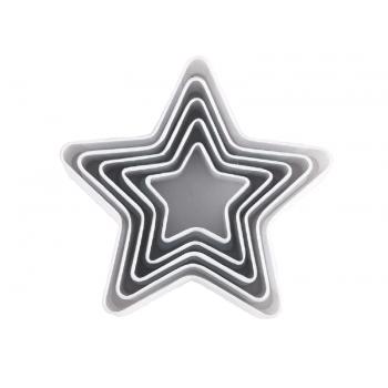 Cortador Plástico Estrela c/5 Mary Tools