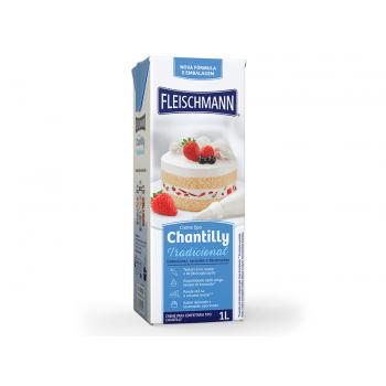 Chantilly Tradicional 1L - Fleischmann