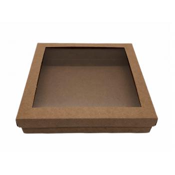 Caixa Krafft Visor 20x20x4 cm - Agabox