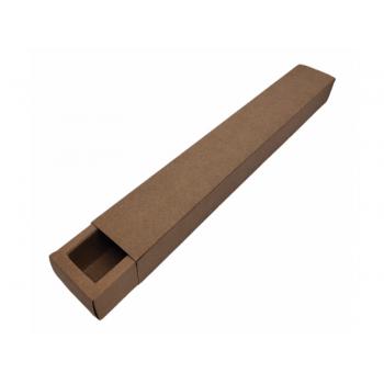 Caixa Kraft Gaveta Reta 39x6x4 cm - Cromus