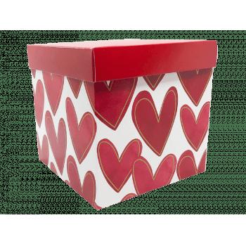 Caixa para Doces Lover 13x13x13 cm - Cromus