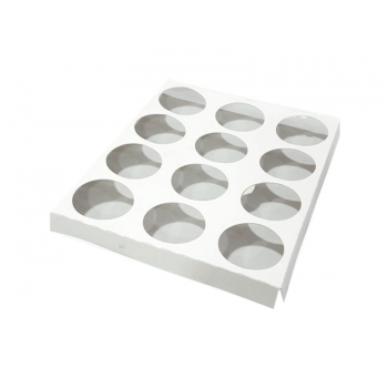 Caixa para 12 Doces – Gourmet