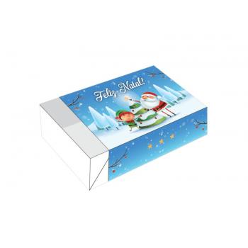 Caixa para 6 Doces – Árvore de Natal