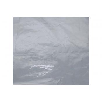 Embalagem Laminada para Bolo 20x22 cm c/ 50 unidades - Prata - Cromus