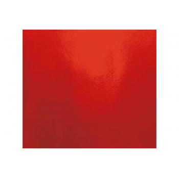 Embalagem Laminada para Bolo 20x22 cm c/ 50 unidades - Vermelha - Cromus
